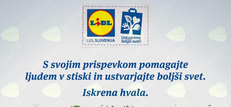 LIDL Slovenija – za boljši svet