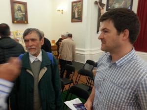 V pogovoru mag. France Baraga in dr. Simon Atelšek