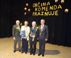 2018- 15.5. srebrno občinsko priznanje Angelci Žerovnik (1)