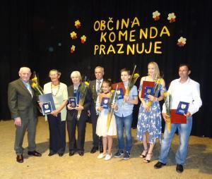 2018- 15.5. srebrno občinsko priznanje Angelci Žerovnik (4)